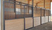 Horse Barn Rogue Valley Interior 2