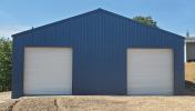 Rogue River Equipment Barn