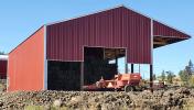 Red Hay-Barn / Shop